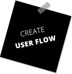 Create User Flow